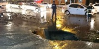 Буря в Ростове-на-Дону - хаос и разрушения