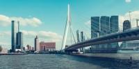 В Роттердаме появится плавучий жилой квартал