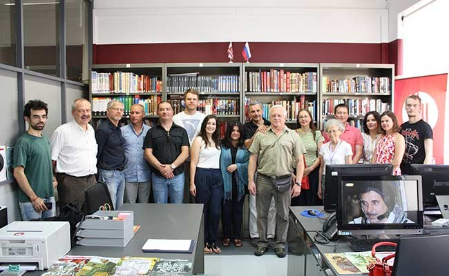 Португалия: Русский центр в Коимбре