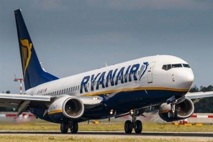 Ryanair перевез больше всего пассажиров в Испании