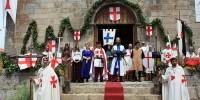 Португалия: праздник Замка в Монсанту