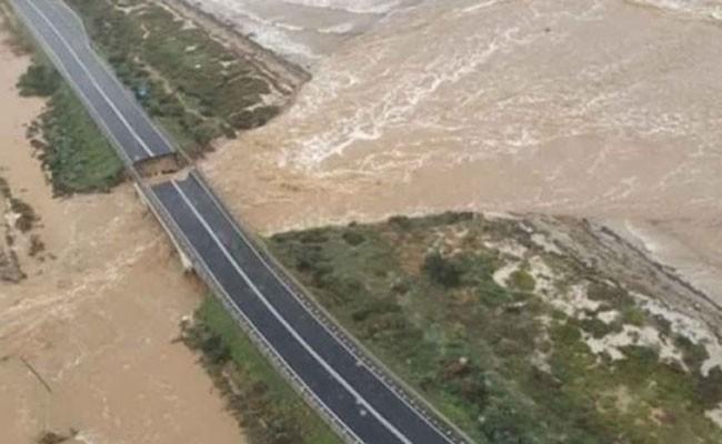Италия: Сардиния в зоне риска из-за сильных дождей