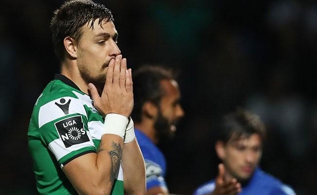 Португалия: футболист «Спортинга» спас жизнь одноклубнику