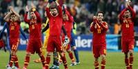 Сборная Испании по футболу завершила на девятом месте