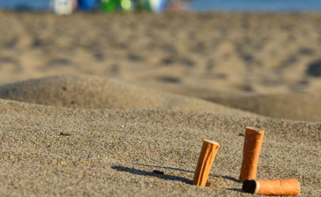 В Италии хотят запретить курение на пляжах
