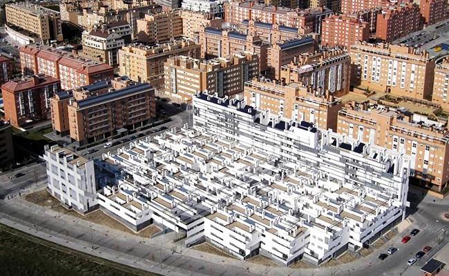 Социальное жилье в Испании