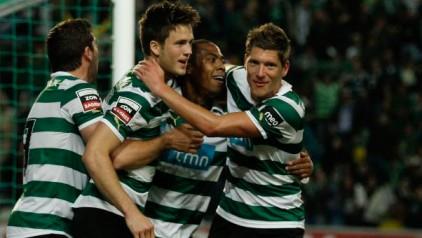 Чемпионат Португалии: «Спортинг» обыграл «Бенфику»