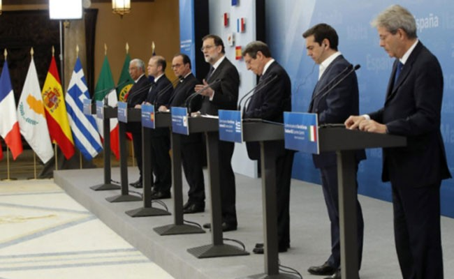 Италия: в Риме проходит саммит «Club Med»