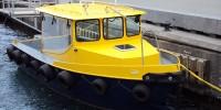 Италия: гибридная лодка-такси появилась в Венеции