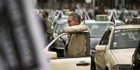 Португальские таксисты протестуют против Uber