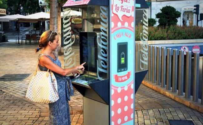Телефонным будкам в Испании дадут новую жизнь