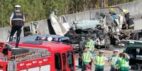 Португалия: в ДТП погибли шесть мужчин