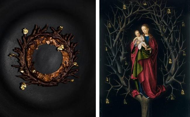 Испания: музей Тиссена-Борнемисы объединил искусство и гастрономию