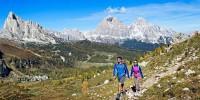 Италия: новые маршруты в Доломитовых Альпах