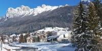 В итальянском Трентино открылся горнолыжный сезон