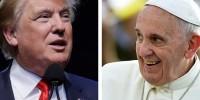 Италия: встреча Папы Римского и Трампа продлилась полчаса