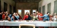 «Тайная вечеря» Леонардо