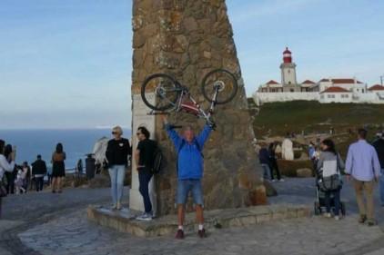 Португалия: из Уфы до мыса Рока - на велосипеде с письмами