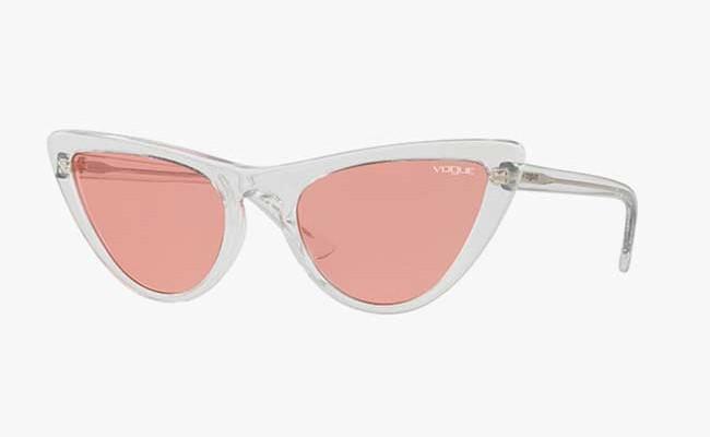 Джиджи Хадид разработала коллекцию солнцезащитных очков