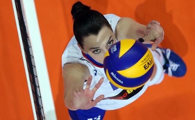Италия: российские волейболистки вышли в финал Универсиады