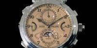 Самые дорогие часы в мире продали в Женеве