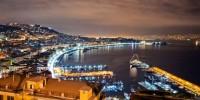 Италия: Белая Ночь в историческом центре Неаполя