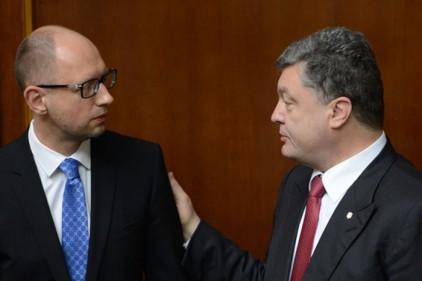 Порошенко согласился на премьерство Яценюка