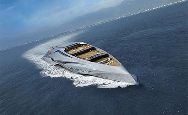 Раскрыта стоимость самой дорогой в мире яхты