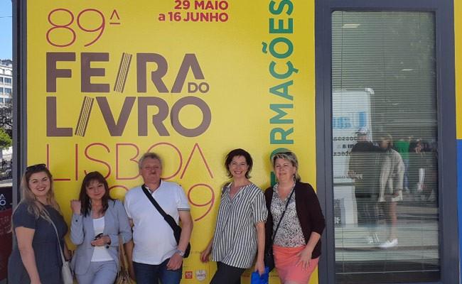 Белорусские издатели - на Лиссабонской книжной ярмарке
